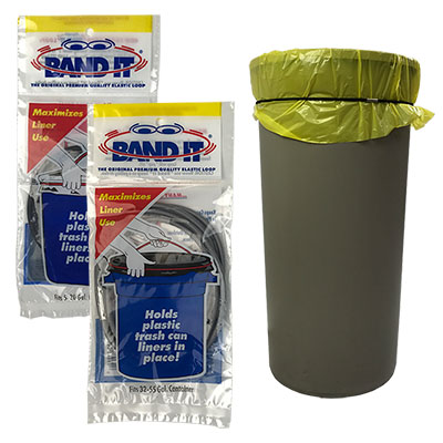 Can Liner and Trash Bag Holders
