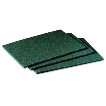 Scotch Brite General Purpose Scrub Pad Green Unoclean