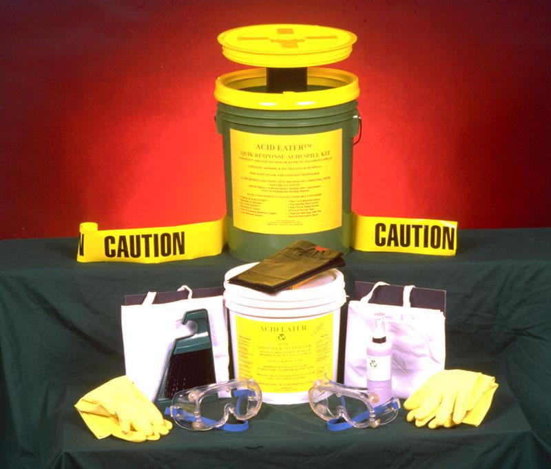 acid eater battery acid spill kit unoclean. Black Bedroom Furniture Sets. Home Design Ideas