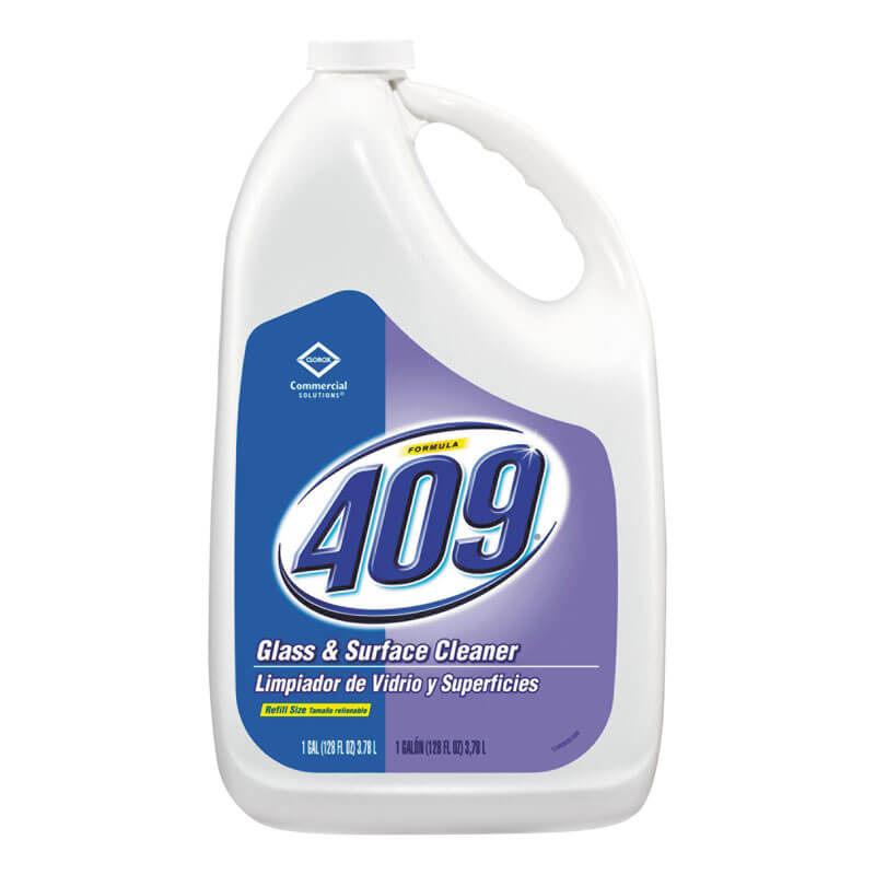 409 Glass & Surface Cleaner - 1 Gallon