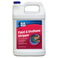 Blue Bear Paint & Urethane Stripper - 1 Gallon