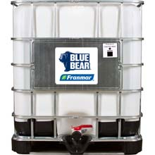 Mastic Remover 500MR Blue Bear BEAN-e-doo - 275 Gallon FRM-M1TOWD