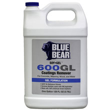 Franmar Soy Gel 1 Gallon Paint Remover
