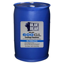 Franmar Soy Gel 55 Gallon Drum Paint Remover