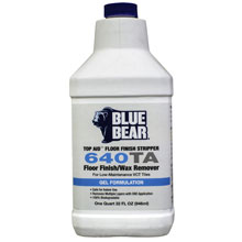 Blue Bear 640TA Tile Sealer Remover - 1 Quart