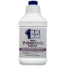 Emerge Surface Degreaser 700DG Blue Bear - 1 Quart FRM-DF1QTWD