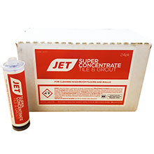 Motorscrubber JET Fuel Tile & Grout Cleaner - 24 Cartridges MS-JETF2