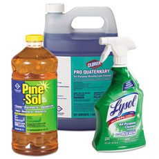 Disinfectants & Germicides Liquid