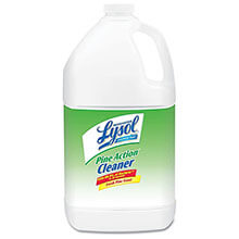 Pine Action Disinfectant Cleaner - (4) 1 Gallon Bottle