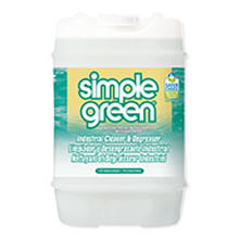 Simple Green All-Purpose Industrial Cleaner/Degreaser - 5-Gallon