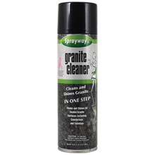 19 oz. Sprayway Aerosol Granite Cleaner