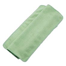 Reusable Wipers, Green, 12 x 12 UNSGREENCLOTH