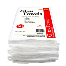 Galaxy Products Glass Cleaning Towels