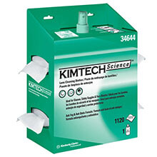 KIMTECH SCIENCE Kimwipes EX-L Lens Cleaning Station