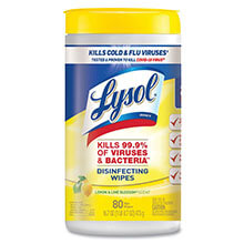 Disinfecting/Sanitizing Wipes - (12) 80 Wipes