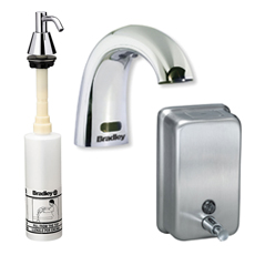 Soap Dispensers - Bradley