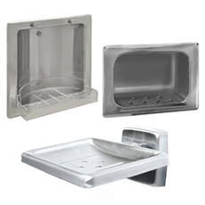 Soap Dishes & Holders - Bradley