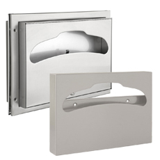 Toilet Seat Cover Dispensers - Bradley
