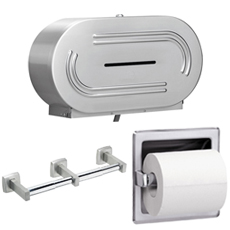 Toilet Tissue Dispensers - Bradley
