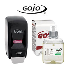 GOJO Soaps & Dispensers