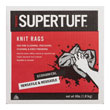 SuperTuff 4 lbs. White Knit Staining Rags