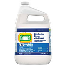 Disinfecting Cleaner W/bleach, 1 Gal Bottle, 3/carton PGC24651CT