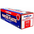Professional Painter's Plastic Sheeting Tarp - 9' x 400' - .35 Mil.