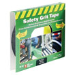"1"" x 60' Black Anti-Slip Safety Grit Walk Tape"
