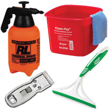 Utility Cleaning Tools
