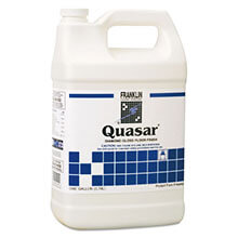 Franklin Quasar Low Maintenance Floor Finish - 1 Gallon