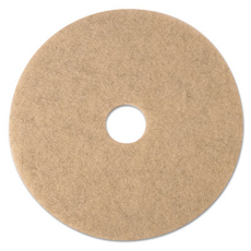 3500 - Natural Blend Tan Burnishing Pad