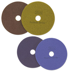 3M Diamond Coated Floor Pads