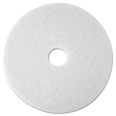 4100 - White Super Polishing Pad