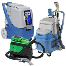 Automotive Cleaning Equipment & Products