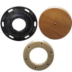 Clutch Plate Pad Risers by Malish