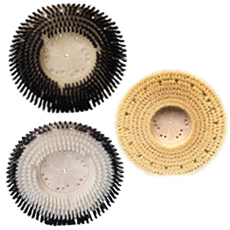 "Floor Machine Brushes By Size 10"" thru 21"""