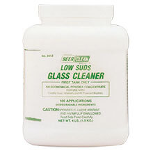Beer Clean Low Suds Glass Cleaner