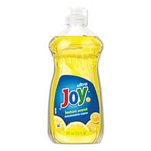 Joy Lemon Scented Dishwashing Liquid Detergent