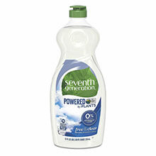 Seventh Generation Dishwashing Liquid Soap