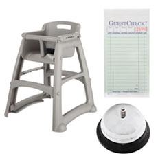 Food Service Disposables Storage UnoClean - Restaurant table accessories
