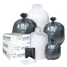 Can Liners and Trash Bags