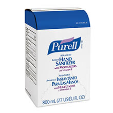 GOJO PURELL Instant Hand Sanitizer - 800 ml. Bags
