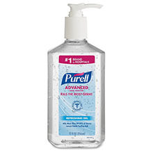 Gojo Purell Instant Hand Sanitizer, 12-oz.Pump Bottle