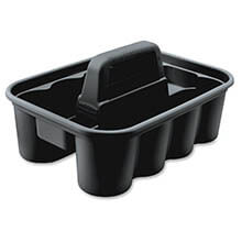 Rubbermaid [3154-88] Deluxe Carry Caddy - Black