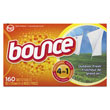 Bounce Fabric Softener Sheets - 160 Count