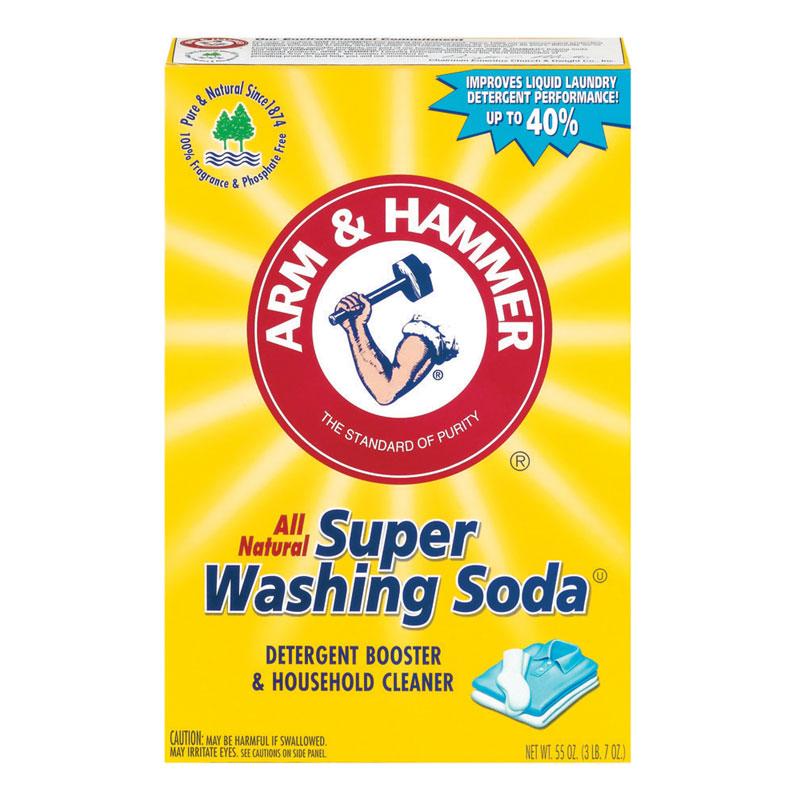 Super Washing Soda Laundry Booster Arm Amp Hammer 12