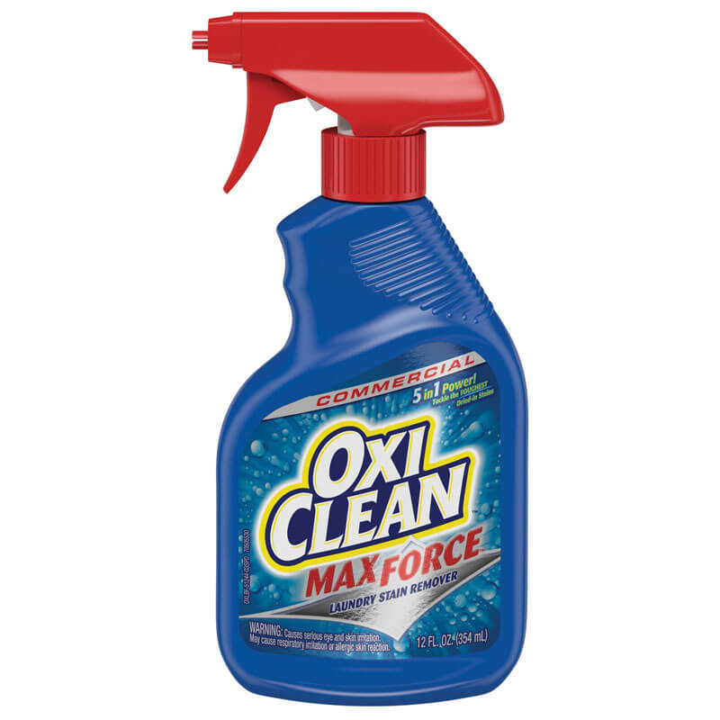 Oxiclean Max Force Stain Remover Unoclean