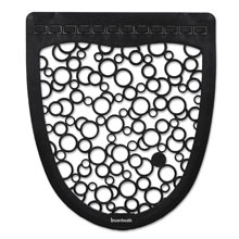 Black Rubber Urinal Mat 2.0