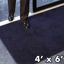4' x 6' Platinum Series Indoor Wiper Mat