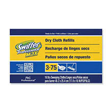 "17"" Swiffer Max Refill Cloths"